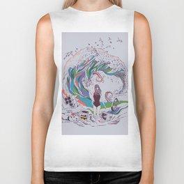 Ocean Myths Biker Tank