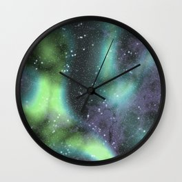 Galaxy of Beauty Wall Clock