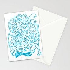 Freak Show Stationery Cards