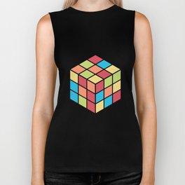 #68 Rubix Cube Biker Tank