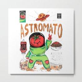 ASTROMATO Metal Print