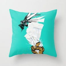 THE(childhood)GAME Throw Pillow