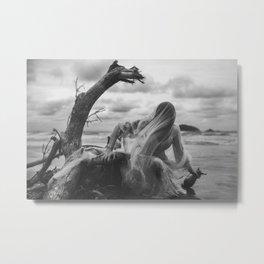 Aquarius - Zodiac Project Metal Print