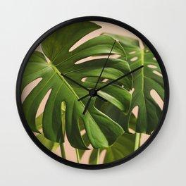 Verdure #2 Wall Clock