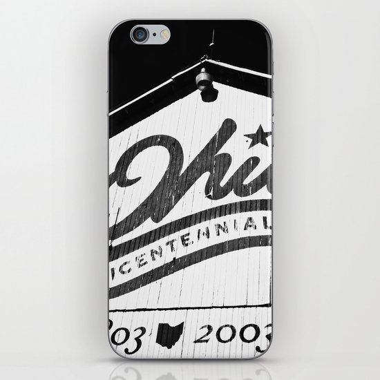 OHIO B&W iPhone & iPod Skin