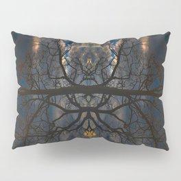 Treeflection II Pillow Sham