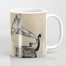 Gramophone Mug