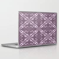 calligraphy Laptop & iPad Skins featuring Calligraphy by David Zydd