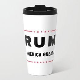 Donald TRUMP Make America Great Again Travel Mug