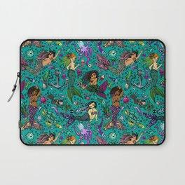 Ethnic Mermaid's Laptop Sleeve