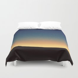 Southwestern Sunset Duvet Cover