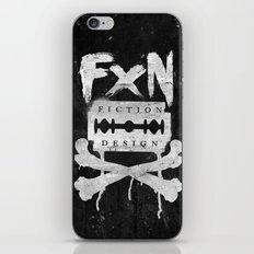 Fiction Design iPhone & iPod Skin