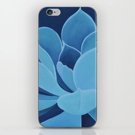 Into the Blue iPhone Skin