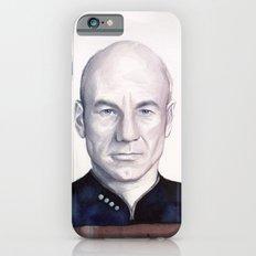 Captain Picard iPhone 6s Slim Case