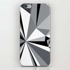 Diamond Grey iPhone & iPod Skin