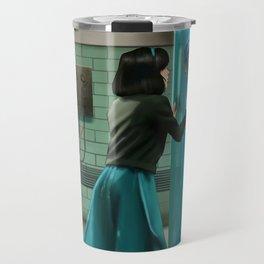 The Shape of Water Travel Mug