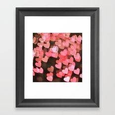 Lovestruck Framed Art Print