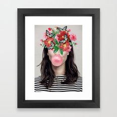 Inner beauty 2 Framed Art Print
