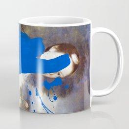Blue Bomb Coffee Mug