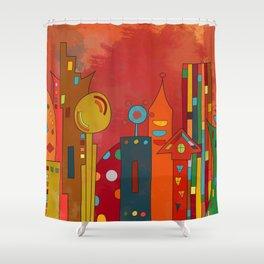Colourama Shower Curtain