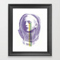 Lacryma Color 2 Framed Art Print