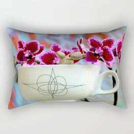 Millennials' Mid-century Fantasy Rectangular Pillow