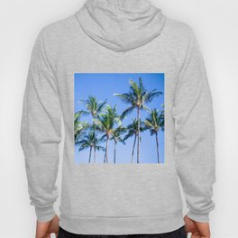 Palms in Living Harmony Hoody