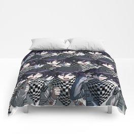 Kokichi Oma Comforters