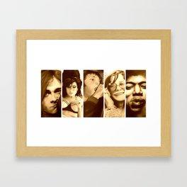 '27 Eternal Part II' Framed Art Print