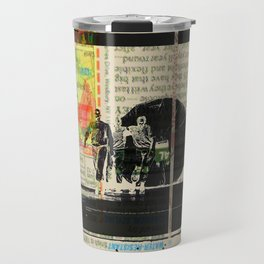 Rauschenberg Rumble (for Hip Kidds) Travel Mug