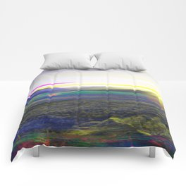 Glitched out Comforters