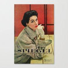 1953 Fall/Winter Catalog Canvas Print