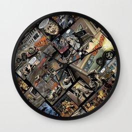 Vintage comics Wall Clock