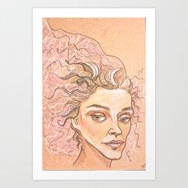 St. Vincent Art Print