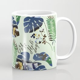 Exotic Holidays Coffee Mug