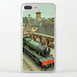 Bradley Manor at Arley Clear iPhone Case
