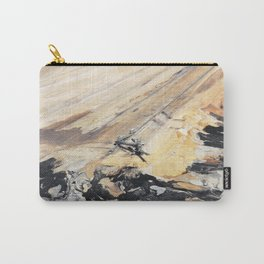 """""""Moving"""" 9/9 (2015) Carry-All Pouch"""