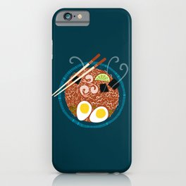 Ramen Noodles for Lunch iPhone Case