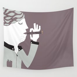 Wastemagnet Wall Tapestry