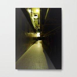 haunted penitentiary Metal Print