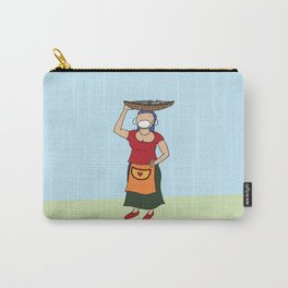 The Fisherwoman Carry-All Pouch