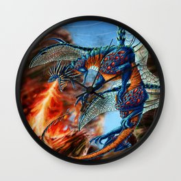 Darachnid  Wall Clock