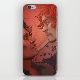 Drag me to Hell iPhone Skin