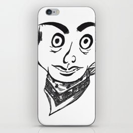 Unease iPhone Skin