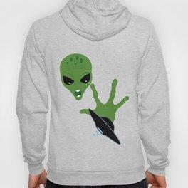 Alien Ufo Hoody