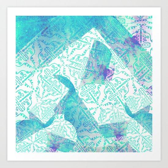 Kurplux Art Print