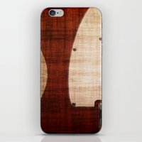 old school iPhone & iPod Skins featuring Old School by Eric Rasmussen