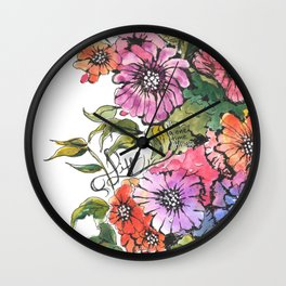 Life...It's a One Time Thing. Wall Clock