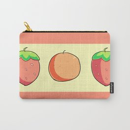 Strawberries and Oranges Carry-All Pouch