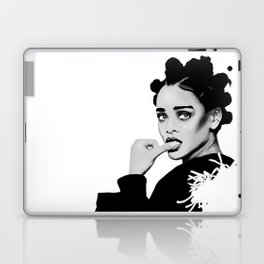 RIHANNA ANTI - LOVE ON THE BRAIN Laptop & iPad Skin